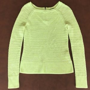 Light Green American Eagle sweater